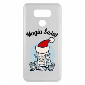 Etui na LG G6 Magia Świąt