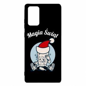 Etui na Samsung Note 20 Magia Świąt