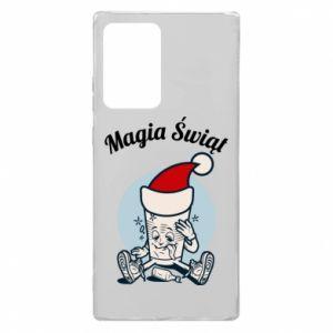 Etui na Samsung Note 20 Ultra Magia Świąt