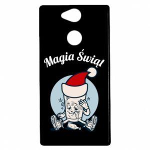 Etui na Sony Xperia XA2 Magia Świąt