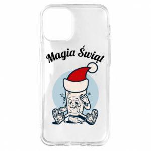 Etui na iPhone 12 Mini Magia Świąt