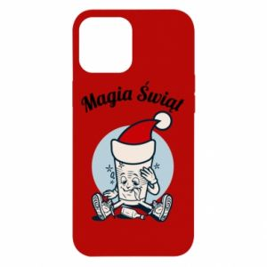 Etui na iPhone 12 Pro Max Magia Świąt