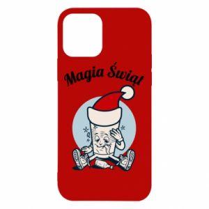 Etui na iPhone 12/12 Pro Magia Świąt