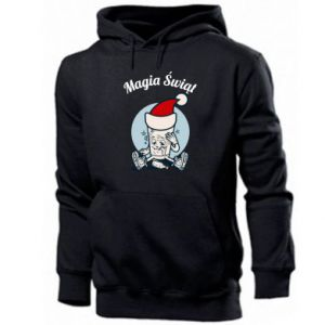 Men's hoodie The Magic Of Christmas