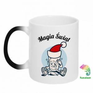 Kubek-magiczny Magia Świąt