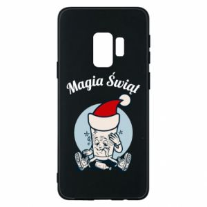 Phone case for Samsung S9 The Magic Of Christmas