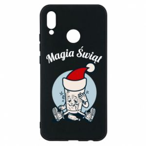 Phone case for Huawei P20 Lite The Magic Of Christmas