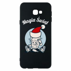 Phone case for Samsung J4 Plus 2018 The Magic Of Christmas