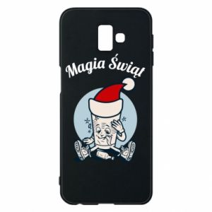 Phone case for Samsung J6 Plus 2018 The Magic Of Christmas