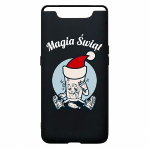 Phone case for Samsung A80 The Magic Of Christmas
