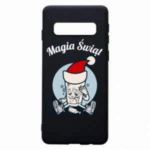 Phone case for Samsung S10 The Magic Of Christmas