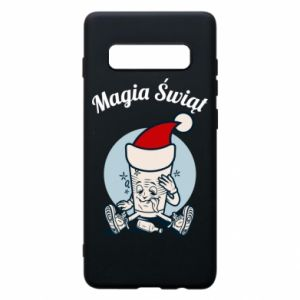 Phone case for Samsung S10+ The Magic Of Christmas