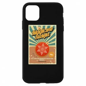 Phone case for iPhone 11 Magical Christmas