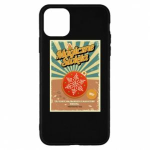 Phone case for iPhone 11 Pro Magical Christmas