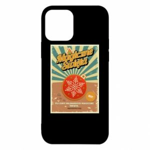 Etui na iPhone 12/12 Pro Magiczne Święta