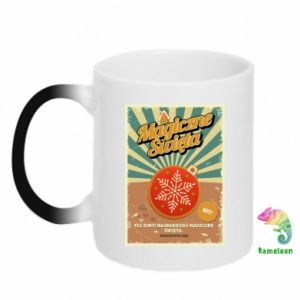 Chameleon mugs Magical Christmas