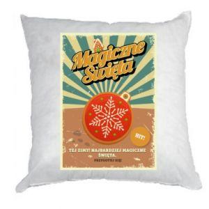Poduszka Magiczne Święta