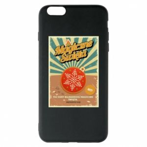 Phone case for iPhone 6 Plus/6S Plus Magical Christmas
