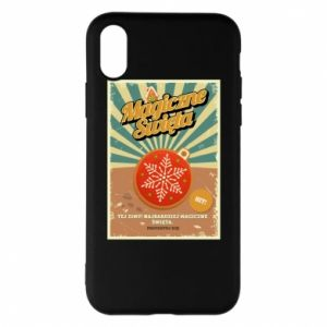 Phone case for iPhone X/Xs Magical Christmas