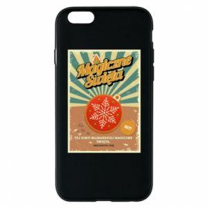 Etui na iPhone 6/6S Magiczne Święta