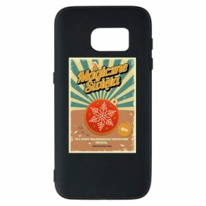 Phone case for Samsung S7 Magical Christmas