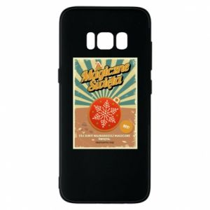 Phone case for Samsung S8 Magical Christmas