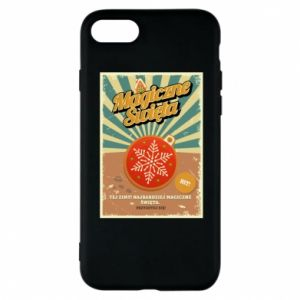 Phone case for iPhone 8 Magical Christmas