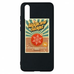 Phone case for Huawei P20 Magical Christmas