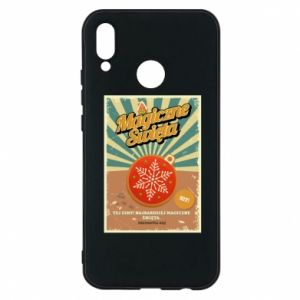 Phone case for Huawei P20 Lite Magical Christmas