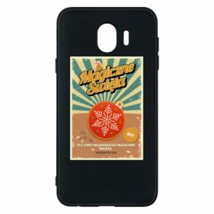 Phone case for Samsung J4 Magical Christmas