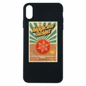 Phone case for iPhone Xs Max Magical Christmas
