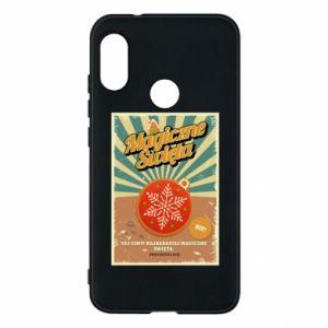 Phone case for Mi A2 Lite Magical Christmas