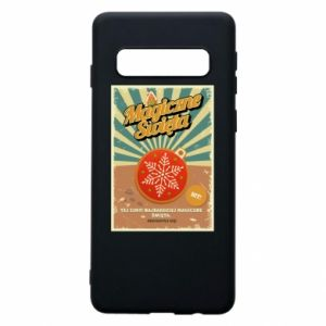 Phone case for Samsung S10 Magical Christmas