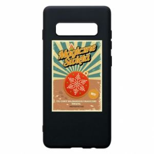Phone case for Samsung S10+ Magical Christmas