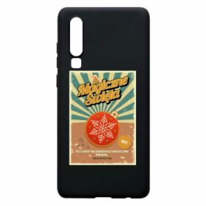 Phone case for Huawei P30 Magical Christmas