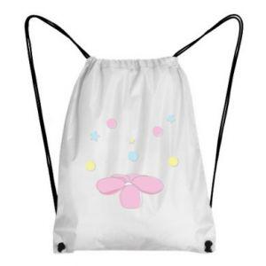 Backpack-bag Magic flower