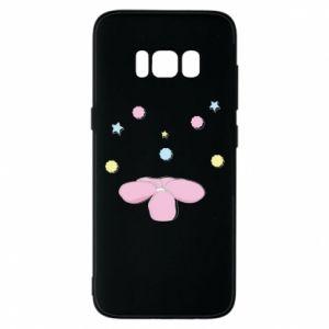 Etui na Samsung S8 Magiczny kwiat