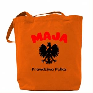 Bag Maja is a real Pole - PrintSalon