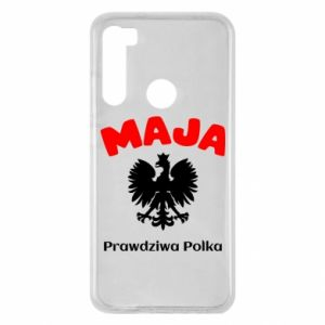 Phone case for Samsung J5 2017 Maja is a real Pole - PrintSalon