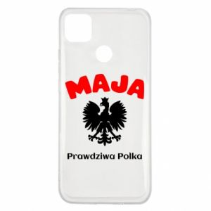 Phone case for Samsung J6 Maja is a real Pole - PrintSalon