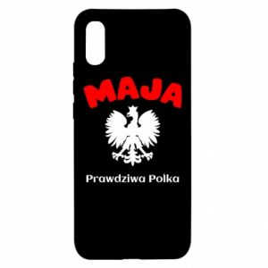 Phone case for Samsung A5 2017 Maja is a real Pole - PrintSalon