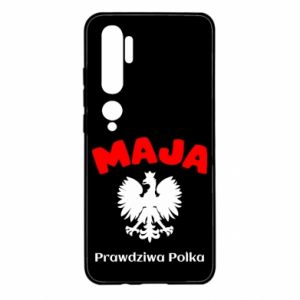 Phone case for Samsung A20 Maja is a real Pole - PrintSalon