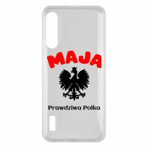 Phone case for Samsung A30 Maja is a real Pole - PrintSalon
