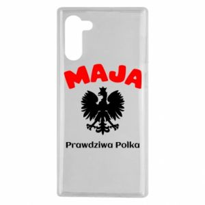 Phone case for Samsung S8 Maja is a real Pole - PrintSalon