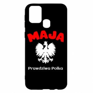 Phone case for Samsung S9 Maja is a real Pole - PrintSalon