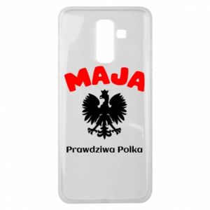 Phone case for Samsung S10e Maja is a real Pole - PrintSalon