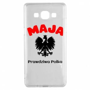Phone case for Huawei Y5 2018 Maja is a real Pole - PrintSalon