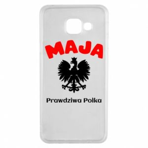 Phone case for Huawei Y6 2018 Maja is a real Pole - PrintSalon