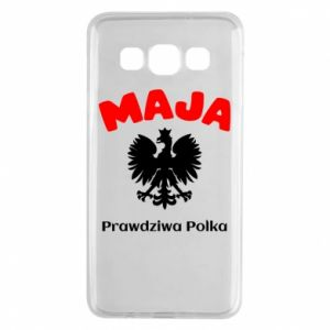 Phone case for Huawei Y7 Prime 2018 Maja is a real Pole - PrintSalon