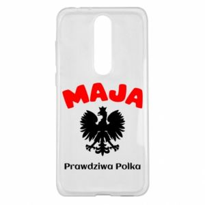 Phone case for Huawei Mate 10 Lite Maja is a real Pole - PrintSalon
